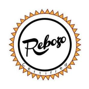 Rebozo badge